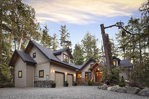Sanctuary project - Icon Development custom home